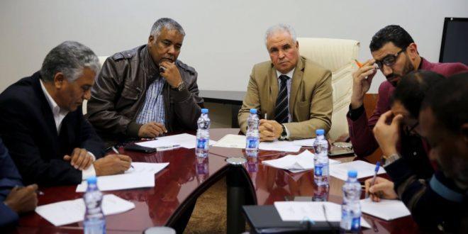 صحيفة الناس // لجنة متابعة اتفاق مصراتة تاورغاء تتوجه إلى تاورغاء للوقوف على أوضاع البنية التحتية والخدمية