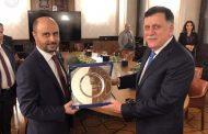 رئيس المجلس الرئاسي يلتقي في فيينا مدير عام صندوق أوبك  للتنمية الدولية