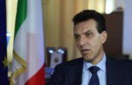 """""""رسالة وداع"""" من بيروني إلى الليبيين"""