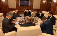 الجمعية العمومية للشركة الليبية للبريد والاتصالات وتقنية المعلومات القابضة تعقد اجتماعها الأول العادي لسنة 2019م