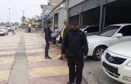 الحرس البلدي سوق الجمعة يقفل عدداً من معارض السيارات ومحال بيع الملابس