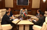 الرئاسي يبحث الخطوات الدبلوماسية المطلوبه على ضوء تقييم عام الموقفين الإقليمي والدولي تجاه العدوان