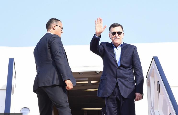 رئيس المجلس الرئاسي يختتم جولة خارجية شملت عدداً من الدول الأوروبية