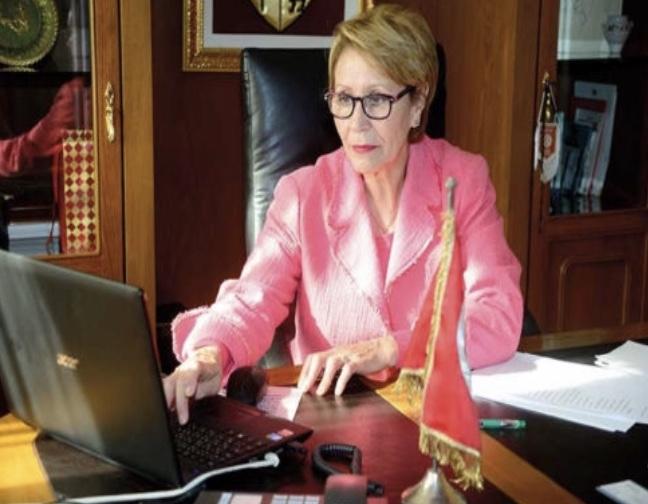 وزيرة تونسية تبدي قلقها من تفشي العنف في الأعمال الفنية خلال شهر رمضان