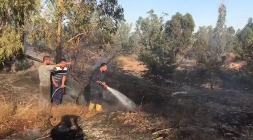 بعد إخماد حرائق في بعض المناطق مخاوف من اندلاع أخرى في مدن ليبية
