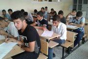 أوجلة تبدأ امتحانات الفترة النهائية للتعليم الأساسي و الثانوي