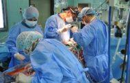 30 عملية جراحية بالمستشفى الجامعي طرابلس