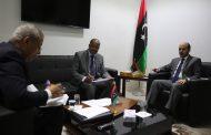 الرئاسي يبحث تنظيم عمل البلديات ووزارة الحكم المحلي