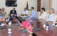 التنسيق لتنفيذ بنود الاتفاق بين مدينتي مصراتة وتاورغاء.