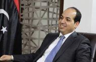 النائب بالرئاسي أحمد معيتيق يلتقي القائم بأعمال السفارة الأمريكية لدى ليبيا