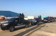 وزارة الداخليه ترسل تعزيزات جديدة لتأمين كوبري القره بوللي