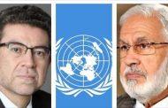 سيالة يطالب مجلس الأمن بتحمل مسؤولياته تجاه جرائم قصف المنشآت المدنية