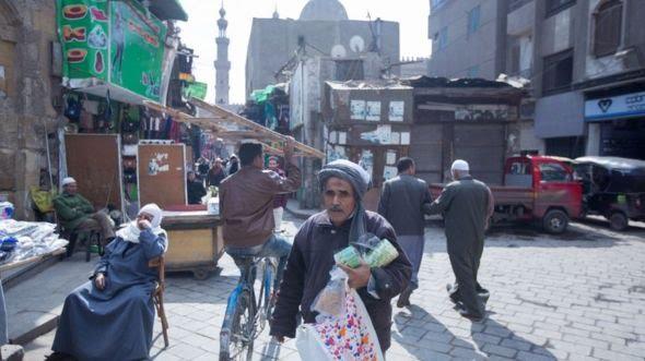 ارتفاع معدل الفقر في مصر