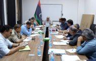 اجتماعات بين المسؤولين في الكهرباء وحكومة الوفاق