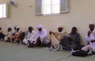 إجتماع بعثة أزمة بأعيان مدينة غات