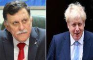 محادثة هاتفية بين رئيس المجلس الرئاسي وكل من رئيس حكومة بريطانيا والسفير الأمريكي الجديد