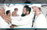 إحالة 14 حالة إلي المراكز الصحية ولم تسجل أية حالة وفاة بين الحجاج الليبيين