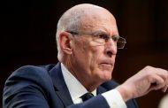 ترامب يعلن مغادرة مدير الاستخبارات الوطنية من منصبه