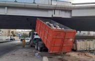 550 طن من مخلفات العيد ولازالت طرابلس مليئة بالقمامة