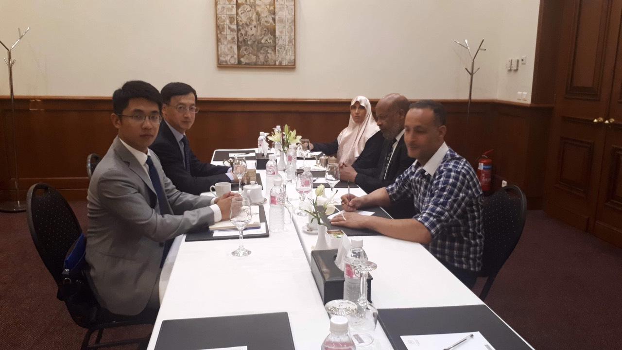 المنتدى العربي الصيني ببيكين