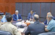 وزير الداخلية والعدل يبحثا ملف تأمين المقار القضائية