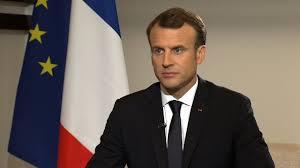 الرئيس الفرنسي يختزل الملف الليبي في الهجرة غير النظامية