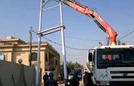 إعتداء على مقر دائرة توزيع الكهرباء في مدينة طرابلس
