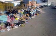 تكدس القمامة ينذر بكارثة بيئية وصحية في الغريفة