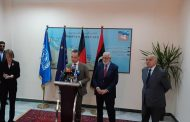 هايكوماس في مؤتمر صحفي عقد بمدينة زوارة : نود أن نتوصل إلى سلام نهائي في ليبيا
