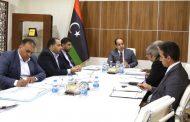 اللجنة العليا للنازحين تعقد اجتماعا برئاسة النائب أحمد معيتيق