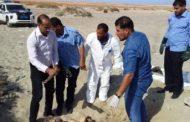 العثور على مقبرة جماعية قرب منطقة بن جواد