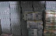 مالطا تحتجز شحنة ضخمة من العملة الليبية