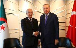 الرئيسان التركي والجزائري .. لا يمكن التوصل إلى أية نتيجة في ليبيا عبر الحلول العسكرية