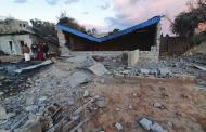 مقتل ثلاثة مدنيين وإصابة ثلاثة آخرين وأضرار مادية كبيرة