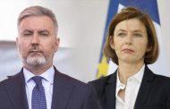 وزيرا الدفاع الإيطالي والفرنسي:الحل الوحيد يكمن في متابعة نتائج مؤتمر برلين
