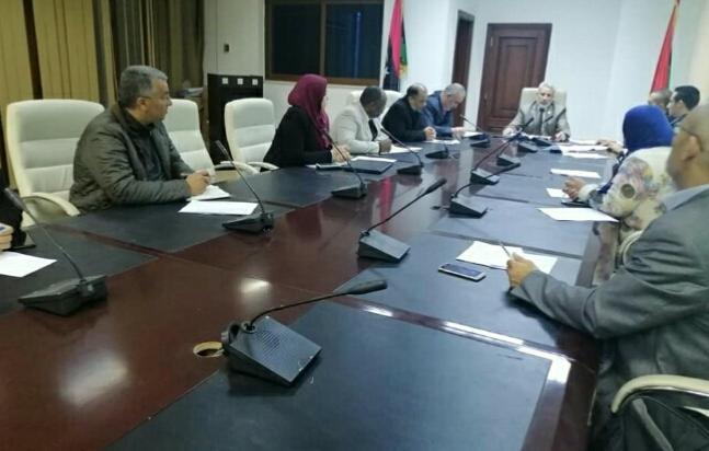 وزارة العمل والتأهيل ..الاجتماع العادي الأول للعام الحالي