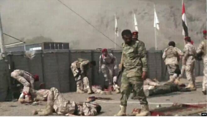 ارتفاع حصيلة قتلى هجوم الحوثيون في مأرب