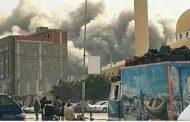 مقتل شخص وإصابة آخرين في قصف صاروخي للعدوان على أماكن متفرقة من طرابلس