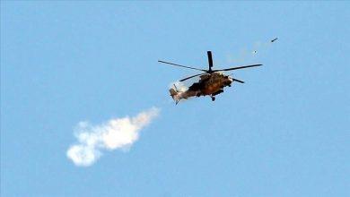 ردا على قصف المدنيين في العاصمة طائرات الوفاق تستهدف قاعدة الوطية
