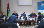 الهيئة الطرابلسية ترفض إقامة أي حوار بمصر
