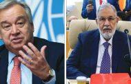 سيالة يلتقي غوتيريش ويعقد اجتماعات مع وزراء خارجية عدد من الدول افريقية