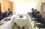 خلال لقائه بوزير الخارجية..مساعد وزير الخارجية الصيني يؤكد على الحل السلمي للأزمة الليبية