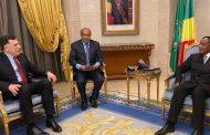 رئيس المجلس الرئاسي يجري محادثات مع رئيس جمهورية الكونغو على هامش أعمال القمة 8 للجنة العليا