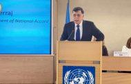 السيد السراج :تصدّي الشعب الليبي لهذا العدوان بشرف وبسالة دليل قاطع على رفضه الحكم الدكتاتوري