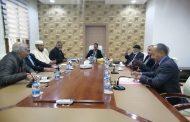 الرئاسي يبحث سبل دعم مؤسسات المجتمع المدني بالمنطقة الجنوبية