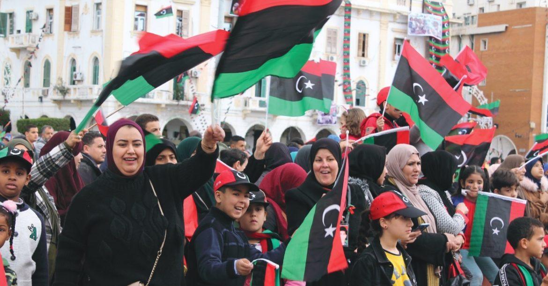 انطلاق الاحتفالات بالذكرى التاسعة لثورة السابع عشر من فبراير