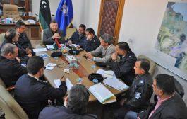 لمناقشة أهمية الاتصالات الأمنية .. وكيل وزارة الداخلية يجتمع برؤساء غرف الاتصالات