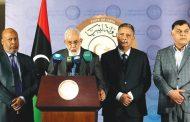 خلال مؤتمر صحافي مشترك لوزراء الحكومة: ليبيا خالية من «كورونا» ..