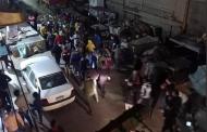 متظاهرون في الاسكندرية يطالبون كورونا بالرحيل